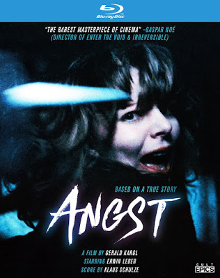 Angst Blu-ray Cover