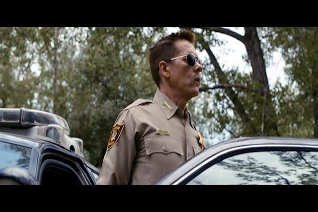 Cop Car Kevin Bacon