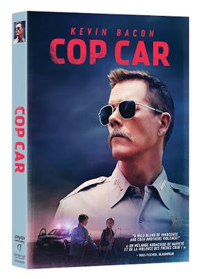 Cop Car DVD Cover