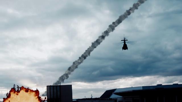 Navy SEALs vs. Zombies Bad CGI