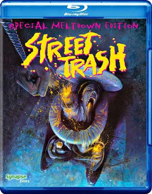 Street Trash Blu-ray