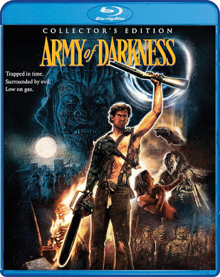 Army of Darkness Blu-ray Cover