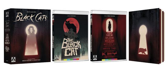 Black Cats Boxed-set