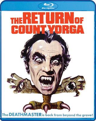 The Return of Count Yorga Blu
