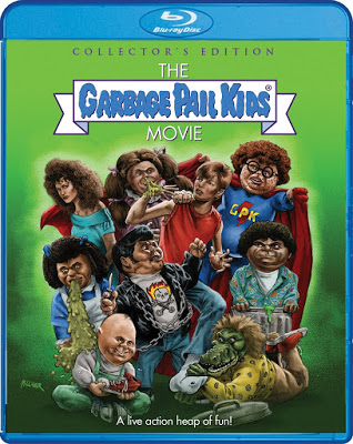The Garbage Pail Kids Movie Blu