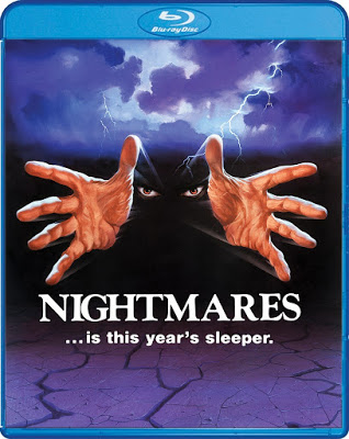 Nightmares Blu-ray Cover