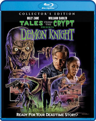 Demon Knight Blu-ray Cover