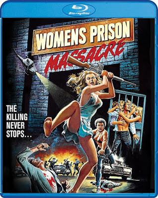 Women's Prison Massacre Blu