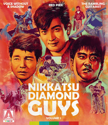Diamond Guys Vol 1 Blu Cover
