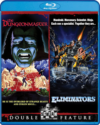 The Dungeonmaster / Eliminators Cover