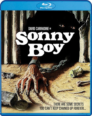 Sonny Boy Blu-ray Cover