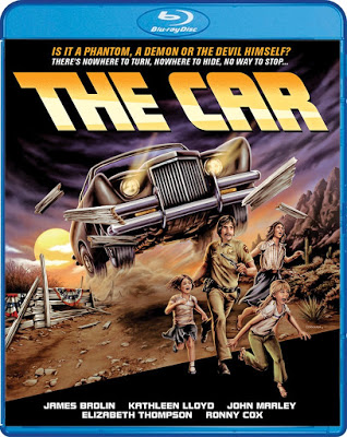 The Car Blu-ray Cover