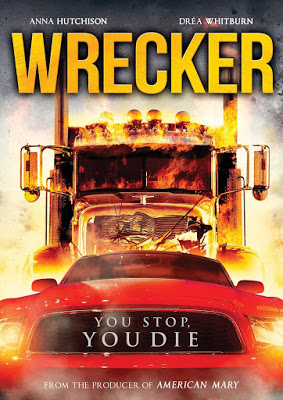 Wrecker DVD Cover