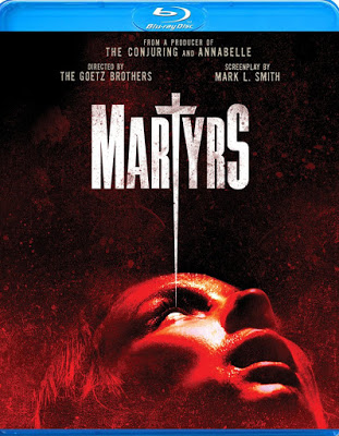 Martyrs Blu-ray Cover
