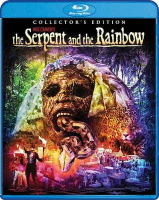 The Serpent and the Rainbow Blu-ray Cover