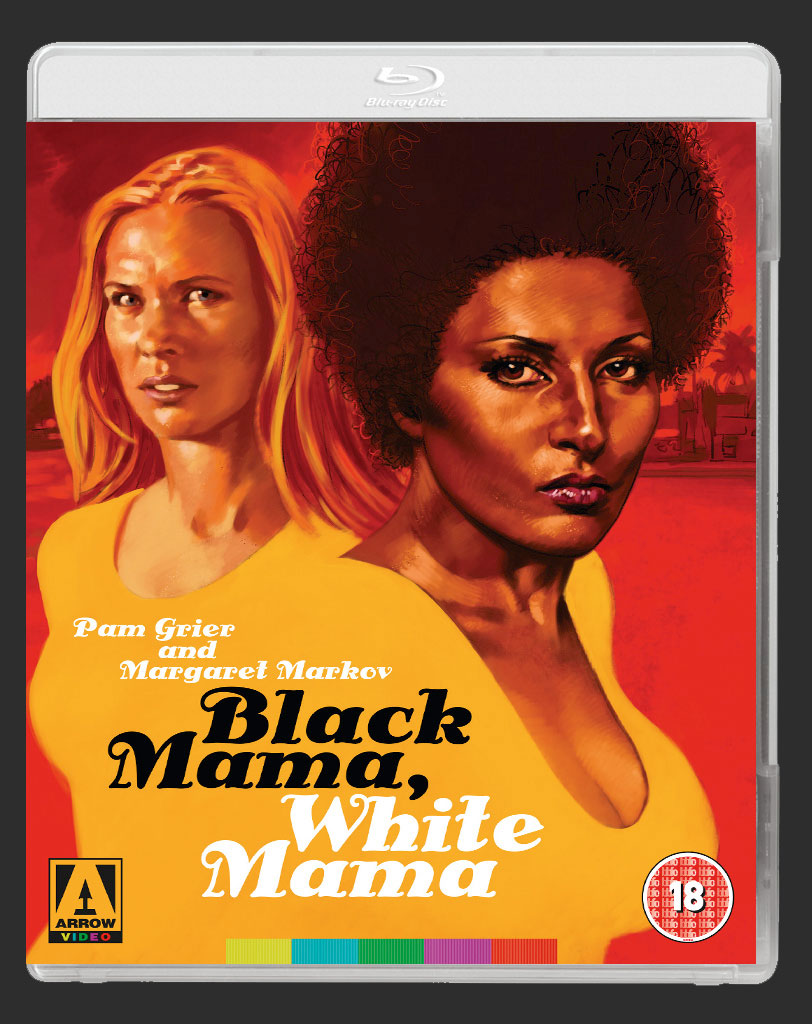 Black Mama - White Mama - Blu-ray - Cover