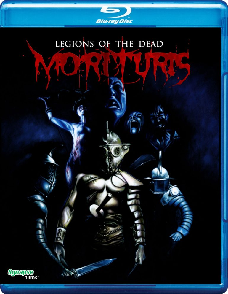 morituris legions of the dead blu-ray