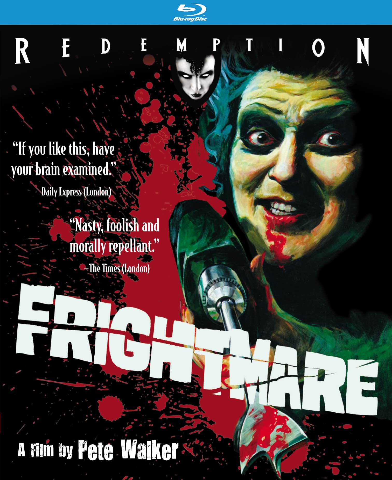 frightmare blu-ray