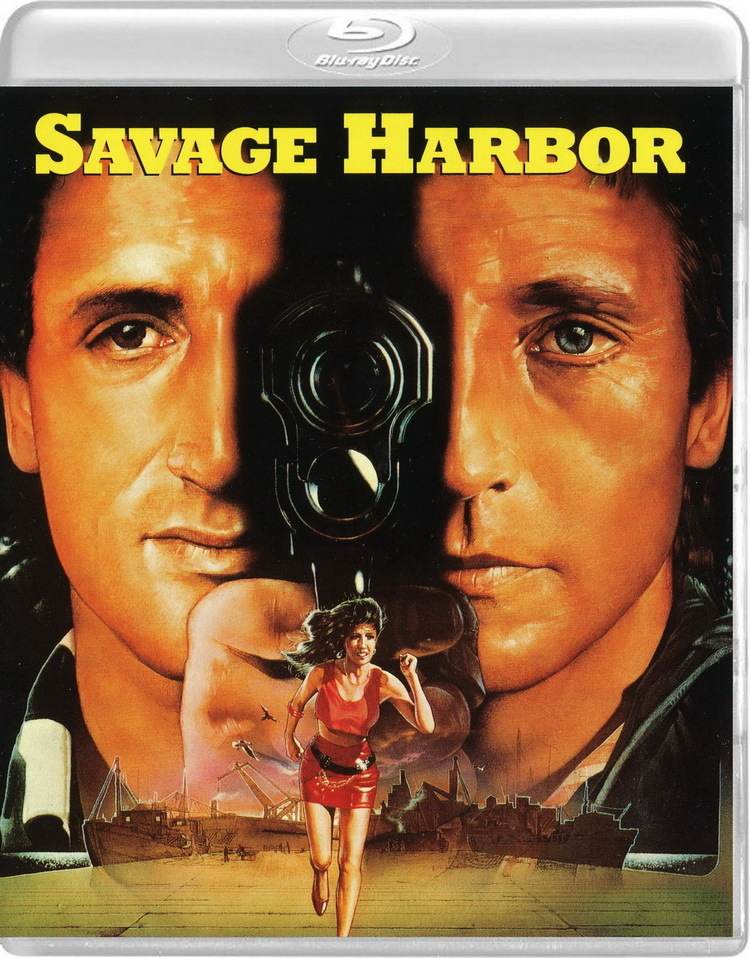savage harbor blu-ray