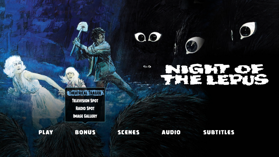 night of the lepus extras