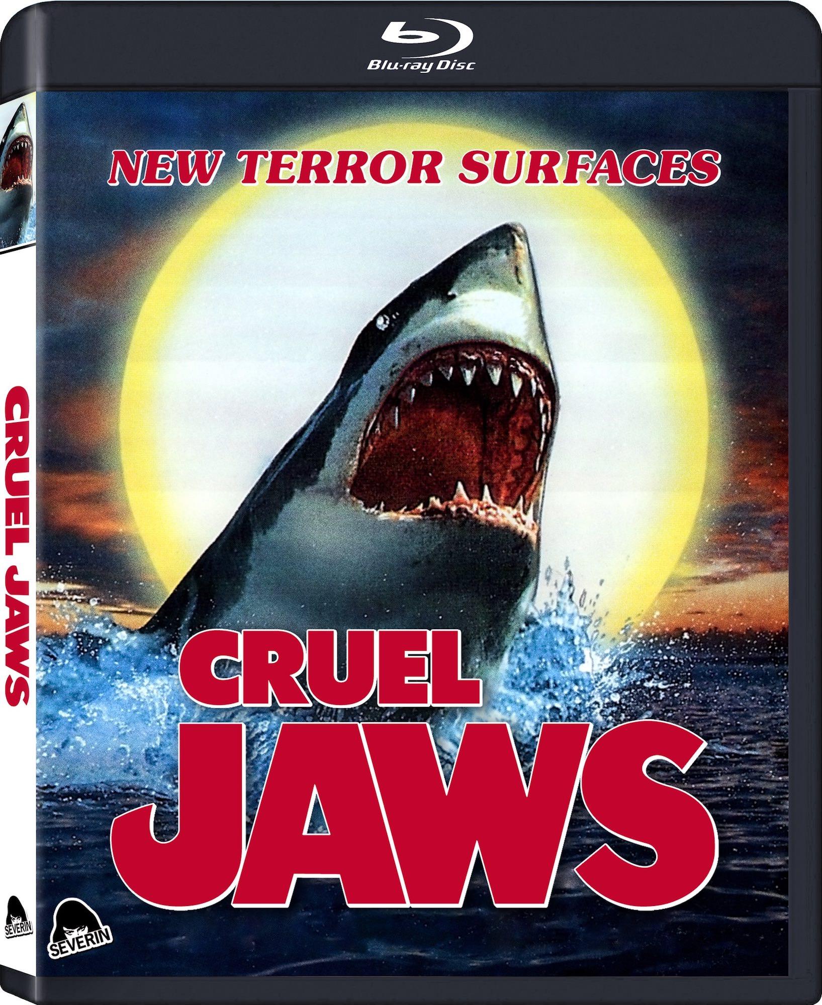 Cruel Jaws Blu-ray Review (Severin Films)