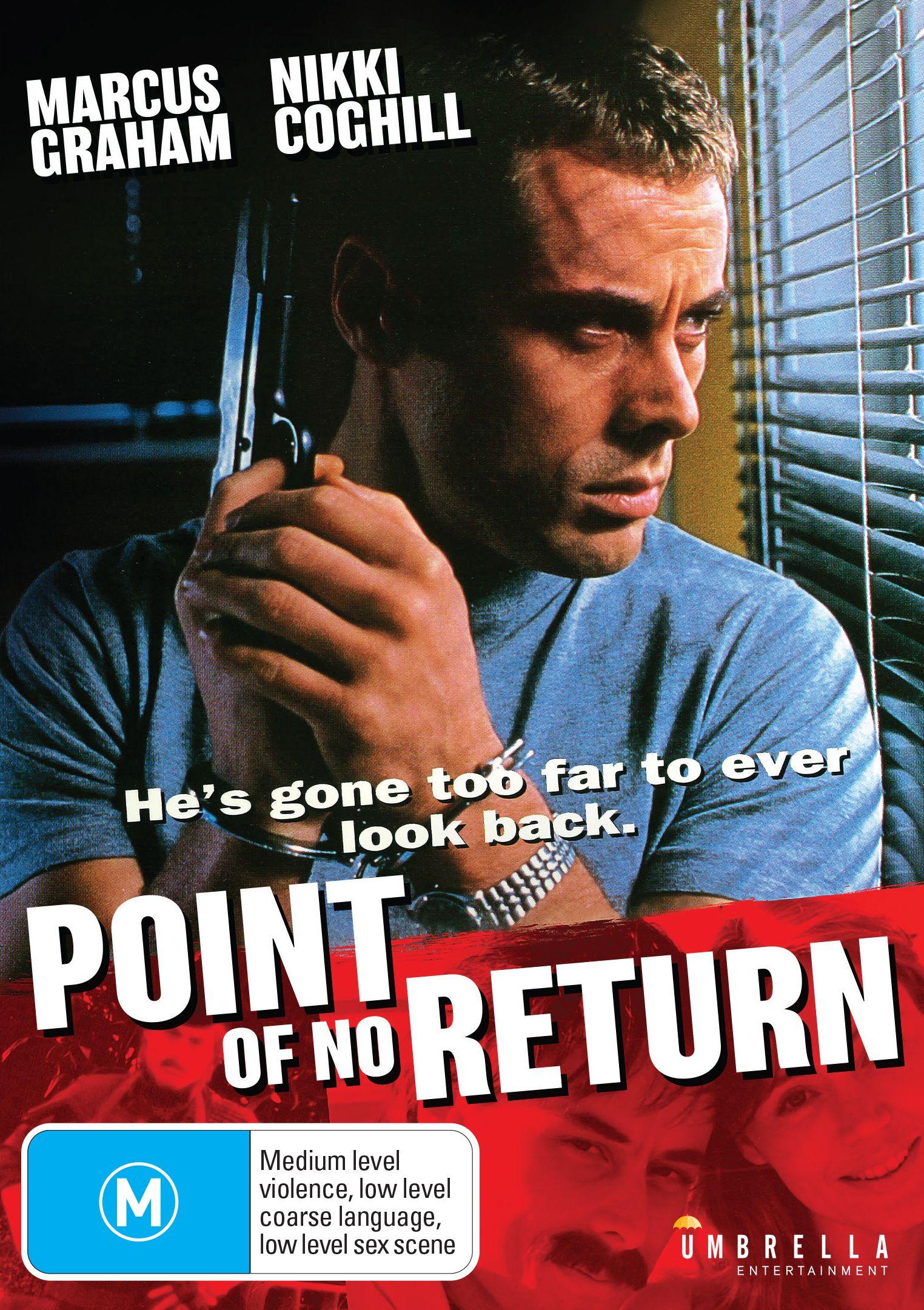 Point of No Return Review (Umbrella Entertainment DVD)
