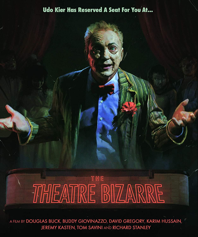 The Theatre Bizarre Movie Review (Severin Films Blu-ray)