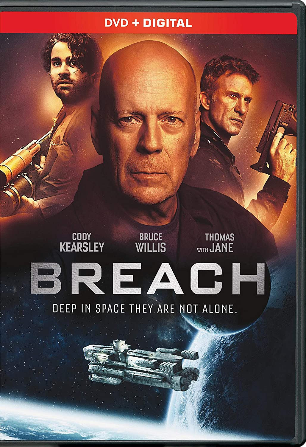 Breach Movie Review (Paramount Pictures DVD)