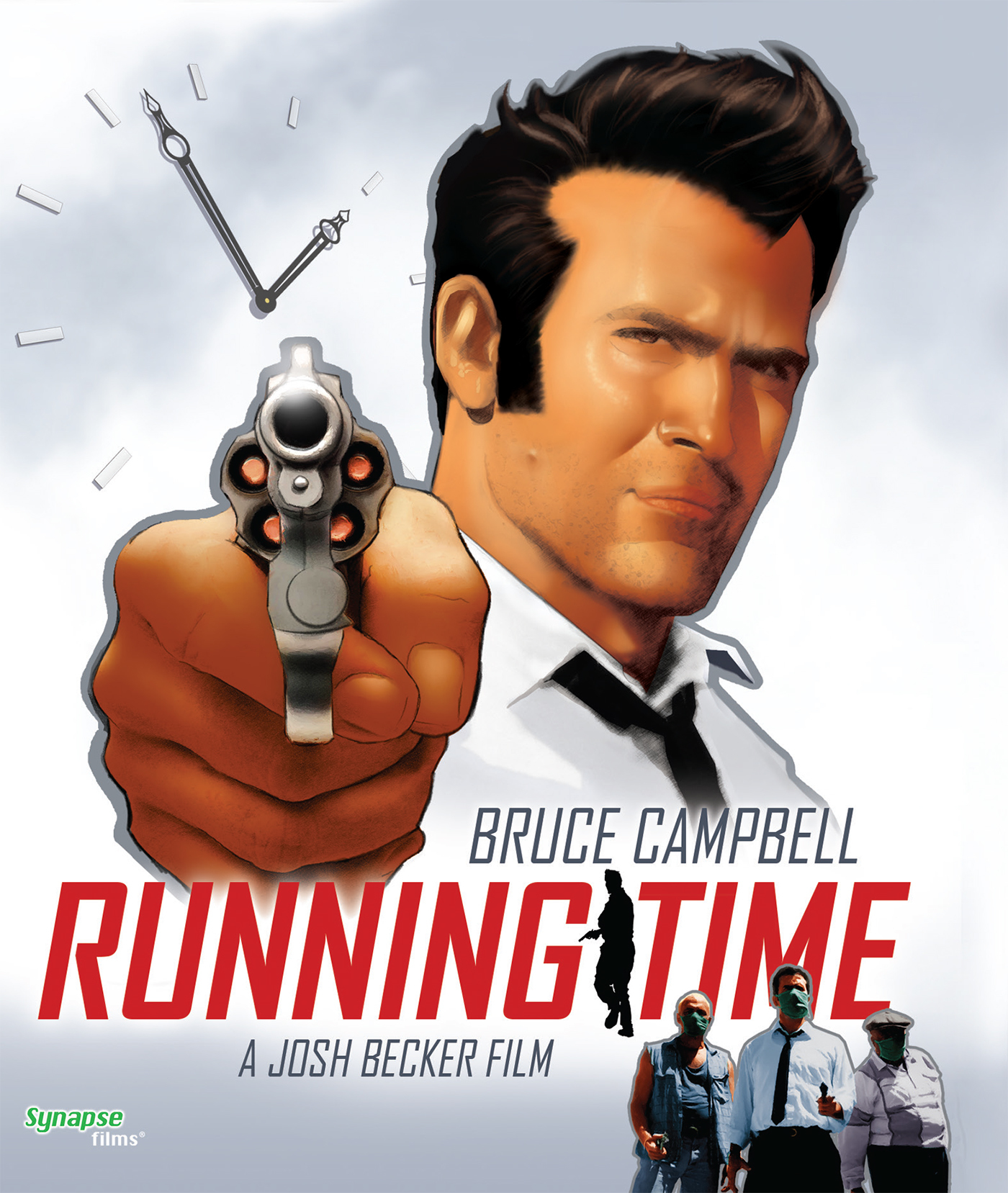 Running Time Review (Synapse Films Blu-ray) - In Poor Taste